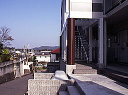 兵庫県相生市山手2の賃貸アパートの外観