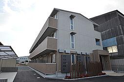 兵庫県姫路市大津区勘兵衛町の賃貸アパートの外観