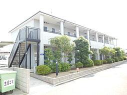 グランソレイユK&J壱番館[2階]の外観
