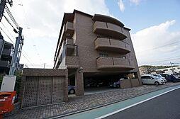 和マンション[4階]の外観