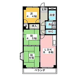 木曽川駅 4.3万円