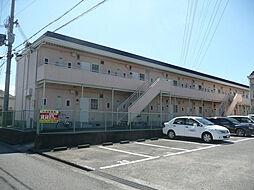シティハイツ松見[1階]の外観