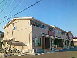 香川県善通寺市上吉田町4丁目の賃貸アパートの外観
