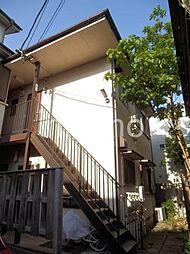 東京都中野区鷺宮1丁目の賃貸アパートの外観