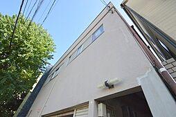 広島県広島市中区舟入町の賃貸アパートの外観