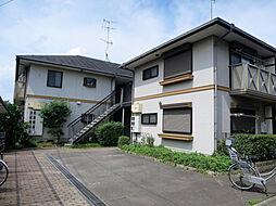 兵庫県西宮市伏原町の賃貸アパートの外観
