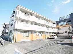 スカイハイツ冨澤[3階]の外観