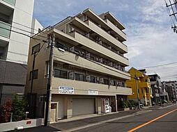 神奈川県横浜市磯子区坂下町の賃貸マンションの外観
