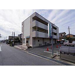 奈良県奈良市宝来3丁目の賃貸マンションの外観