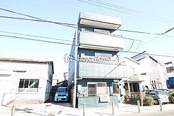神奈川県大和市柳橋4丁目の賃貸マンションの外観