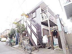 太子堂第一コーポ[2階]の外観