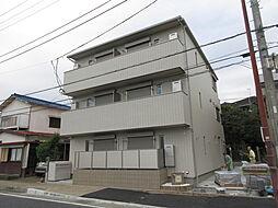 神奈川県秦野市本町2丁目の賃貸アパートの外観
