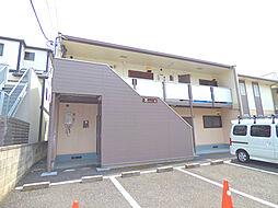 芝エクシアB棟[102号室]の外観