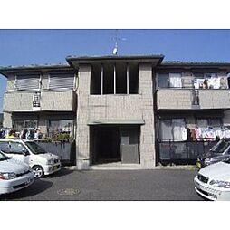 リベール滝澤[2階]の外観