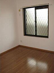 洋室は寝室として使えます
