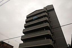 コートビュータワー[6階]の外観