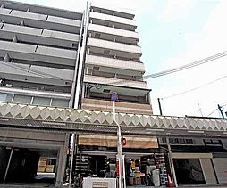 京都府京都市上京区七本松通下長者町上る東入四番町の賃貸マンションの外観