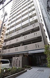 レジディア京町堀[0203号室]の外観