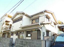 米田コーポ[E-2F号室]の外観