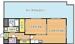 愛暮利伊III別所パーク[4階]の間取り