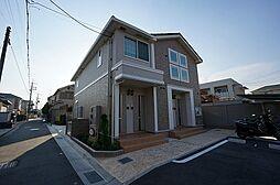 兵庫県川西市加茂2の賃貸アパートの外観