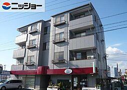 ハミング22[2階]の外観
