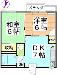 西千葉駅 5.4万円