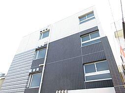 大阪府門真市上島町の賃貸マンションの外観