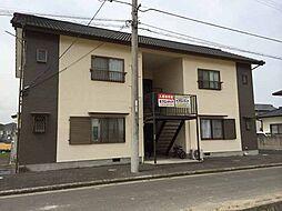 平塚ハイツ5[1階]の外観