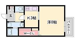 英賀保駅 5.6万円