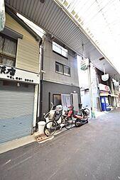 兵庫県神戸市中央区大日通5丁目の賃貸アパートの外観