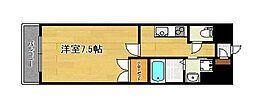 リファレンス小倉駅前[203号室]の間取り