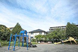 加賀塚公園 190m
