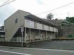 タウニィ熊西[1階]の外観