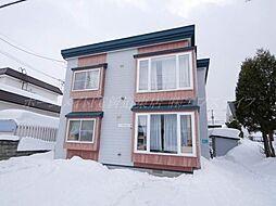 北海道札幌市東区北三十八条東16丁目の賃貸アパートの外観