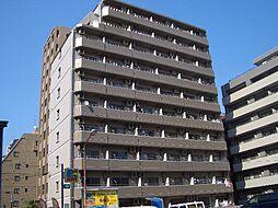 ルーラル八番館[8階]の外観