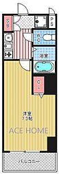 PHOENIX日本橋高津[220号室号室]の間取り