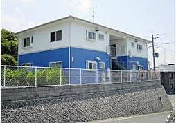 福岡県北九州市八幡西区本城2丁目の賃貸アパートの外観