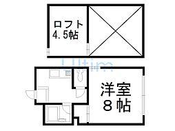 山陰本線 丹波口駅 徒歩4分