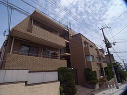 兵庫県神戸市灘区五毛通1丁目の賃貸マンションの外観
