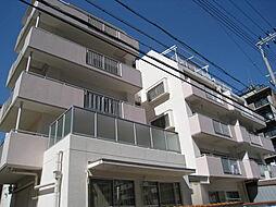 プラムハイツ本山[202号室]の外観