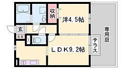 英賀保駅 5.8万円