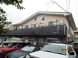 京王相模原線 調布駅 バス10分 山野下車 徒歩5分の賃貸アパート