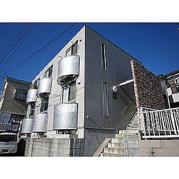 コンフォート(中沢)[202号室]の外観
