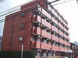 東京都江戸川区南葛西6の賃貸マンションの外観