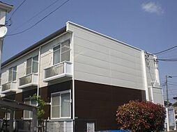 東京都葛飾区西水元3丁目の賃貸アパートの外観