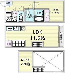 中津駅 9.6万円