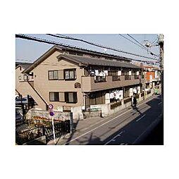 平田ハイツ[105号室]の外観