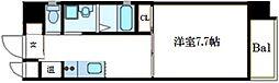 キラリ8-1ビル[5階]の間取り