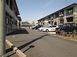 グランシャリオ D棟[102号室]の外観